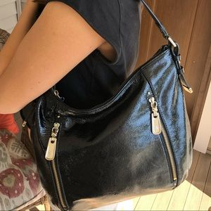 Cole Haan Purse! Comes with duster!